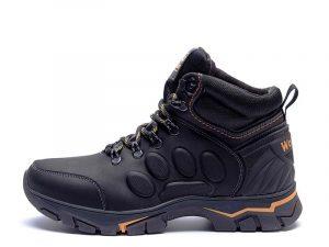 купить кожаные мужские ботинки Jack Wolfskin